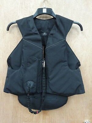 safe on adults air body protector air vest attaches to saddle rrp £350