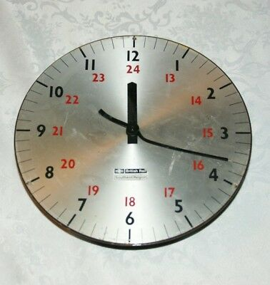 GENTS' Of Leicester  Slave Clock - BR Southern Region Wall Clock, Spares/Repair