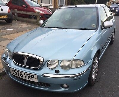 Rover 45 connoisseur V6 semi automatic (steptronic)