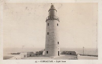 Gibraltar, Light House.