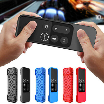 Shock Proof Honey Silicone Case Cover for Apple TV (4th Gen) Remote Controller
