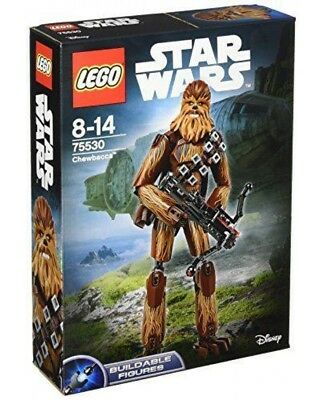 LEGO - 75530 - Buildable Figures - Star Wars - Chewbacca - Nuovo - Sconto 25% !!
