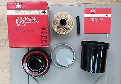 Paterson System 4 Universal Developing Tank