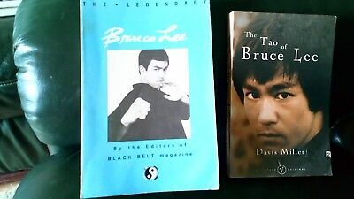 2 bruce lee books