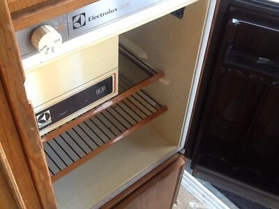 Caravan Camper Self Build Electrolux Rm212   3 Way Fridge. FREE DELIVERY