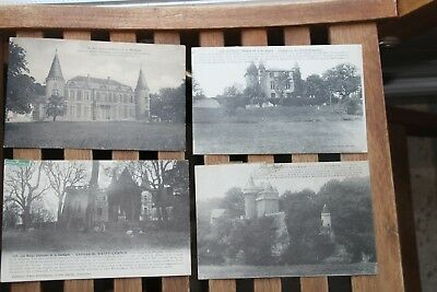 Lot De Carte Postale Ancienne