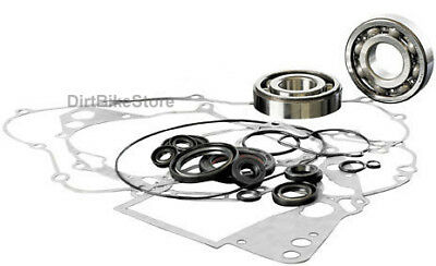 Suzuki LT 50 (1984-2005) Engine Rebuild Kit, Main Bearings, Gasket Set & Seals