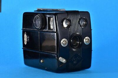 Agfa Trolix vintage roll film box camera 1936-40 Trolit like bakelite uncommon