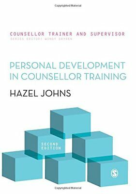 Personal Development in Counsellor Training (Counsellor Trainer & Supervisor) Ne