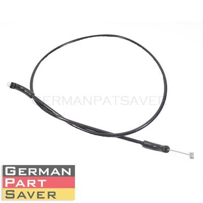 New Hood Release Bowden Cable 51238240609 Fits 01-08 BMW 7er 750i E65//E66