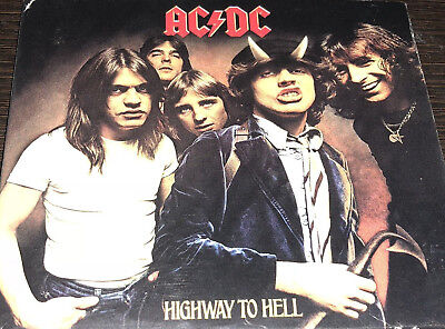 AC/DC Highway To Hell CD 1979 Girls Got Rhythm If You Want Blood (You've Got It)