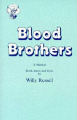 Blood Brothers: A Musical (Acting Edition) New Paperback Book Willy Russell