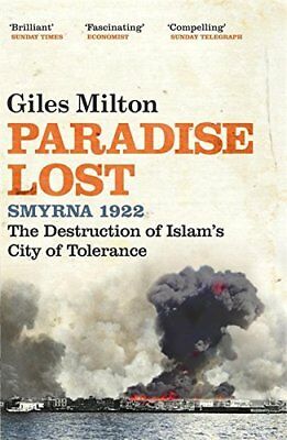 Paradise Lost New Paperback Book Giles Milton