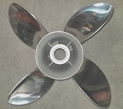 Mercury Bravo I propeller 32 pitch left hand  part# 48-831919A65.