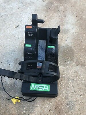 MSA Evolution 5000 Series HD2 Thermal Imaging Camera Universal Charger TIC