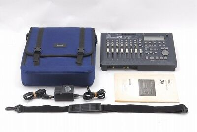 KORG D8 MTR Digital Recording Studio Workstation Excellent++ From Japan # 2018 #