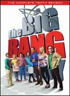 The Big Bang Theory: The Complete Tenth Season: New