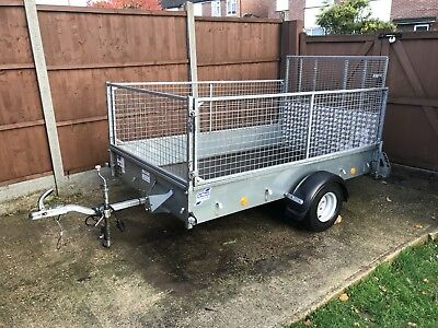 Ifor Williams trailer p8e