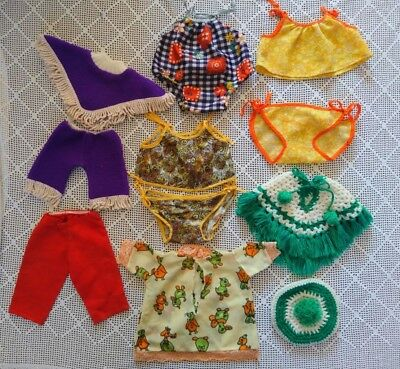 """Vintage Dolls Clothes for Doll of 16"""" Palitoy Tiny Tears, Rosebud Roddy Pedigree"""