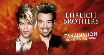 Ehrlich Brothers Tickets Hannover