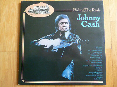 Johnny Chash – Riding The Rails – Vinyl, DoLp – CBS 88153