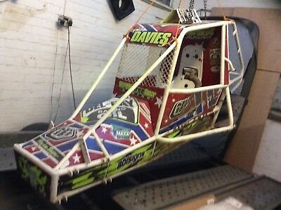 Class 9 autograss chassis,