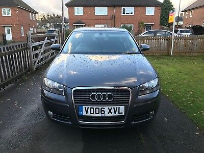 2006 Audi A3 2.0 FSI - Low Mileage for Year, great condition, drives very well