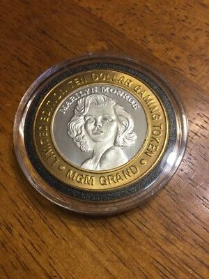 Marilyn Monroe, MGM, .999 SilverStrike, You Grade, You Price, Hard To Find