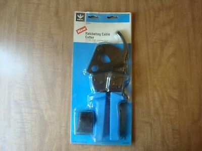 Ideal 35-053 Ratcheting Cable Cutter Brand New in the package very nice