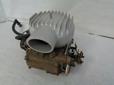 HOLLEY DOMINATOR 4500 OPEN PLENUM STYLE PLAIN CARB HEAT SHIELD EZ-H05
