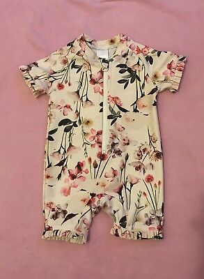 next baby girl swimsuit 3-6 Months