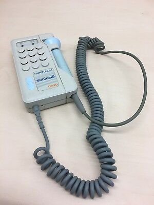 Huntleigh D930 Dopplex Doppler with 3MHz Fixed Waterproof Probe