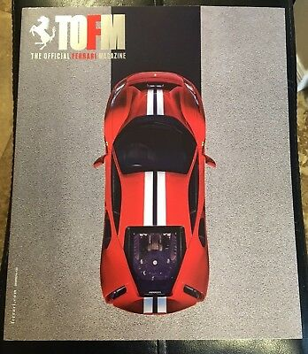 The Official Ferrari Magazine Issue 38 - TOFM Excellent Condition