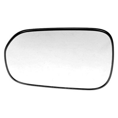 13 16 Honda Accord Driver Side Mirror Glass With Back Plate 32 95