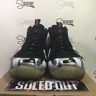 "quality design 1563f 8793c Nike Foamposite One Prm ""Fighter Jet"" 2013 - Item Number 5044-14"