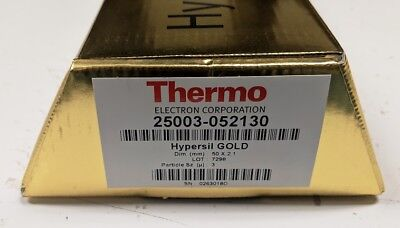 Thermo Fisher Hypersil GOLD HPLC column, 50 x 2.1 mm, p/n 25003-052130, NISP