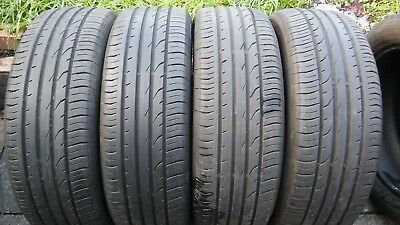 Part Worn 215 55 16 Scrap Tyre