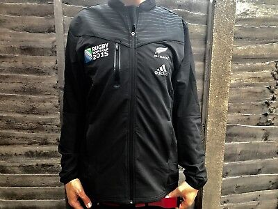 Rugby Official ADIDAS- New Zealand ALL BLACKS - World Cup 2015 - Sweatshirt Long