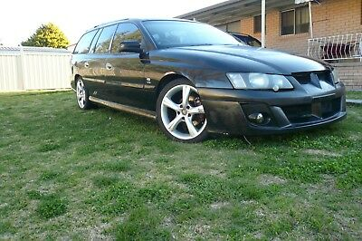 2004 Holden Vy Commodore Station Wagon Ss- Ls1-Gen3- Six Speed Manual Very Rare