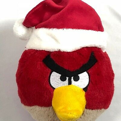 ANGRY BIRDS PLUSH Lot Hal Toucan Rio Red Bird Blue Bird Pigs Some W ... 0dc59f711a71