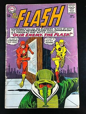 The Flash 147 DC 09/64 Infantino Anderson Giella G5