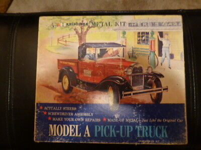 Hubley Model A Pick Up Truck   **BOX** Only