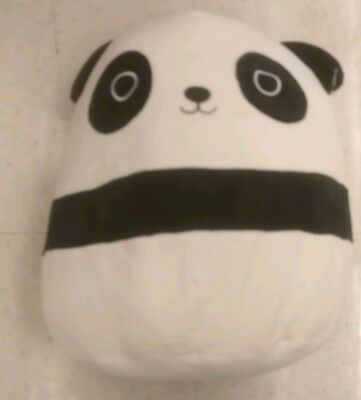 "Squishmallow Stanley the Panda 12"" Plush Ultra soft Kellytoy Squishmallows Rare!"