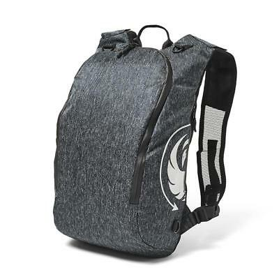 Ashvault Motorcycle Backpack - Water resistant, hydration pack, back protector