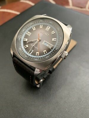 hot sale online d4fde aba25 SEIKO SNKN01 RECRAFT Automatic Watch 7S26 Retro Vintage Inspired
