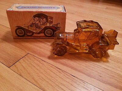 1971 collectiable avon Packard roadster decanter Oland cologne