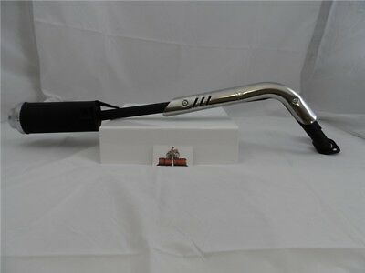 Pit Bike Exhaust. Fits up to 125cc. CRF50 Models. Complete System