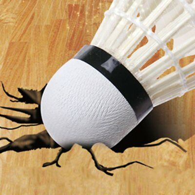 6pcs/set Badminton for Competition Gaming Shuttlecock Indoor Outdoor Sports #O