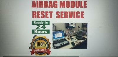 All Ford Srs Airbag Module Reset Service Restraint Control Repair Rcm