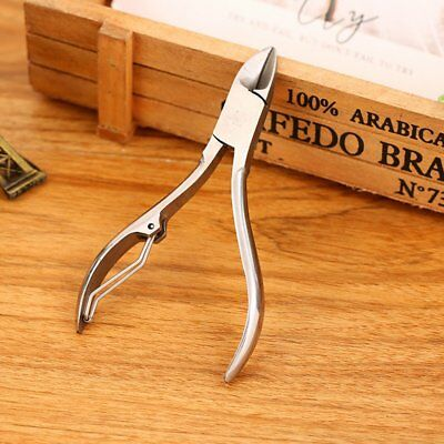 Toe Nail Clippers Trimmer Cutters Foot Cuticle Scissors Toe Nail ToolRA